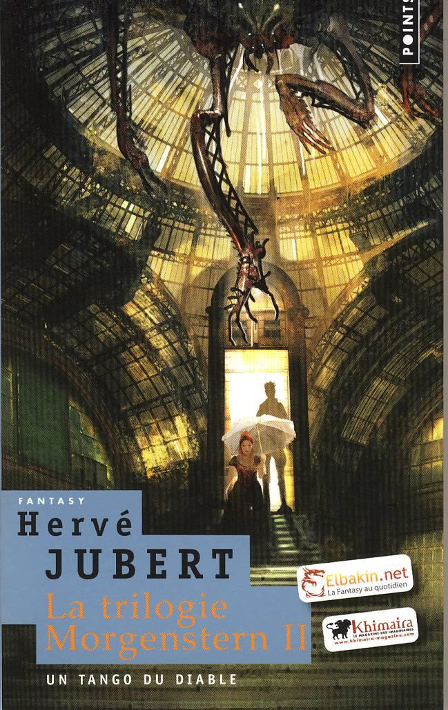 tango du diable - trilogie Morgenstern - Hervé Jubert