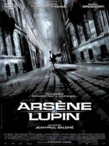 Arsène Lupin - Romain Duris