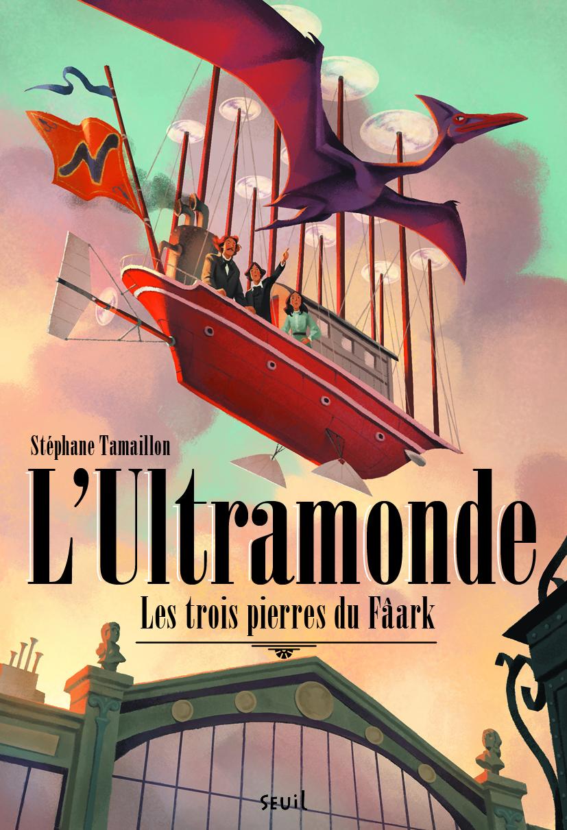 L'ultramonde -Stéphane Tamaillon