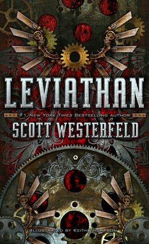 leviathan - Scott Westefeld