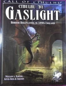 Cthulhu by gaslight