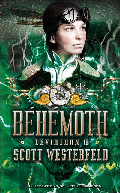 Leviathan T2. Behemoth - Scott Westerfeld