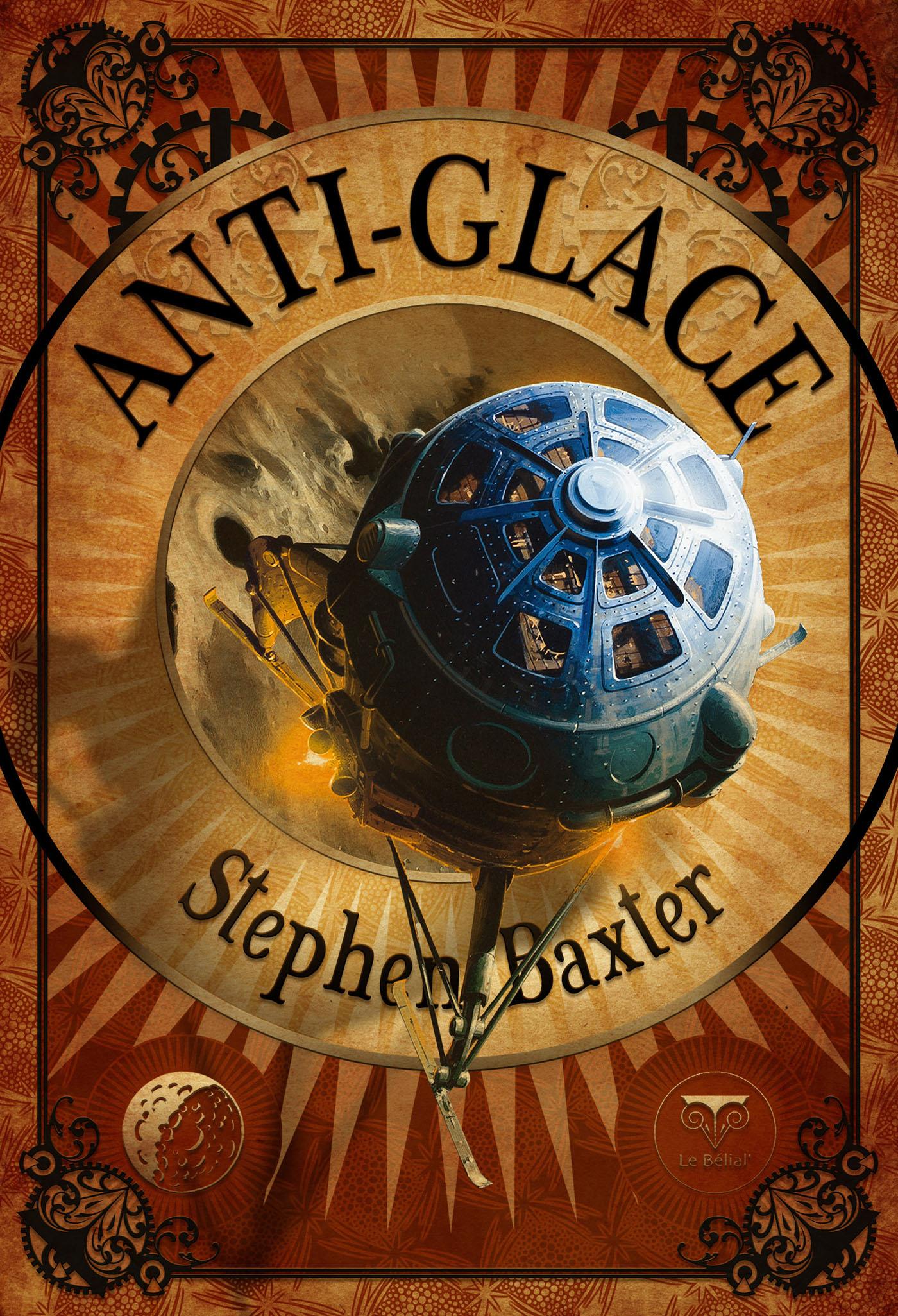Stephen Baxter - Antiglace