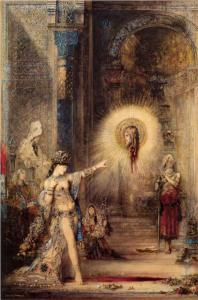 gustave moreau apparition 1976