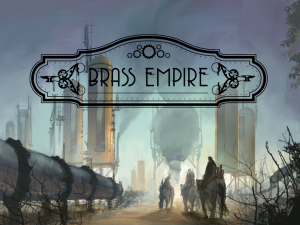 Brass Empire kickstarter