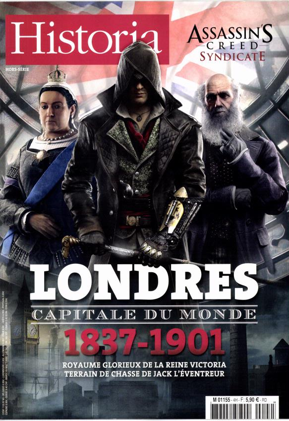 Londres - Historia - Assasins creed