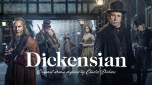 dickensian serie tv BBC