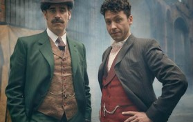 Houdini & Doyle serie TV