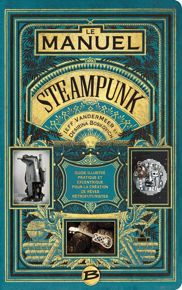 le manuel steampunk 4