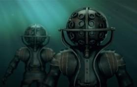 20 000 lieues sous les mers - Scaphandre