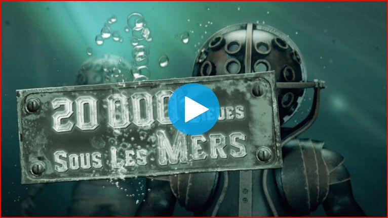 20 000 lieues sous les mers - Ulule