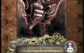 Concours enable - main Steampunk