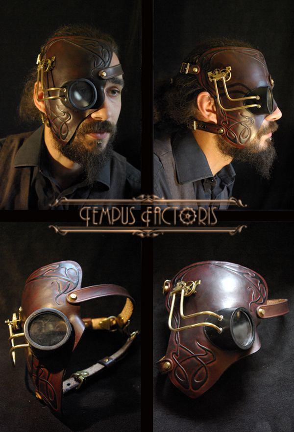 tempus demi masque