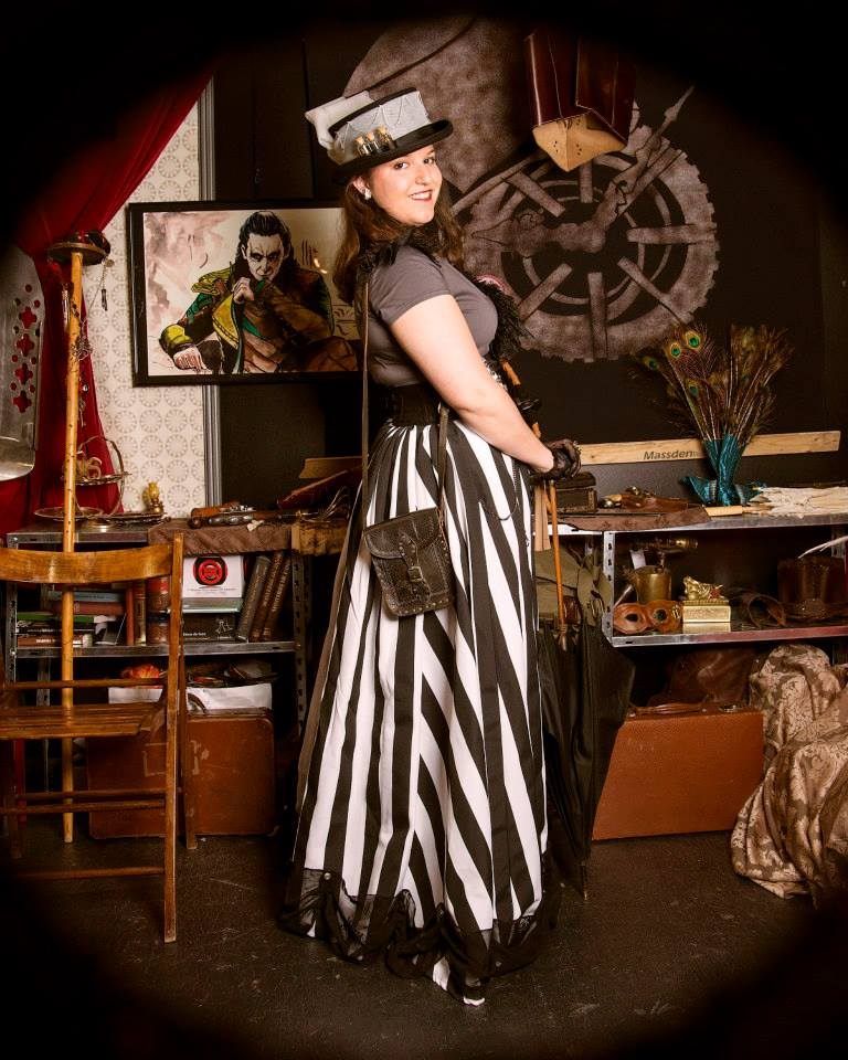 Comment cr er sa tenue steampunk sp cial femmes french steampunk - Steampunk style vestimentaire ...