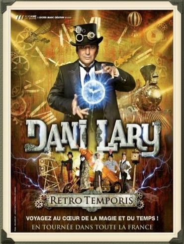 Dani Lary - Retro Temporis
