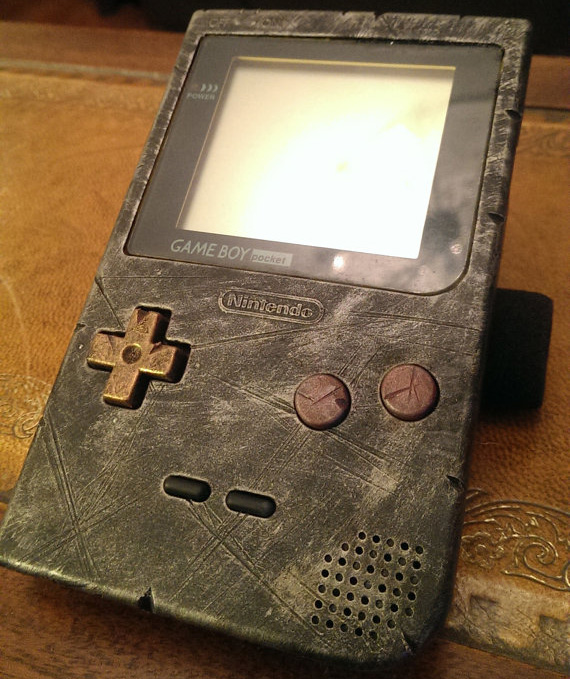 Game boy diesel Punk