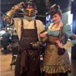 Staff Steampunk Costumes