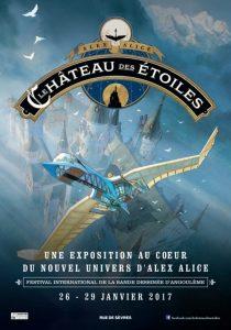 Exposition Le Château des étoiles