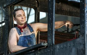 sheldon train