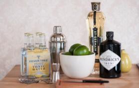 hendricks and tonic