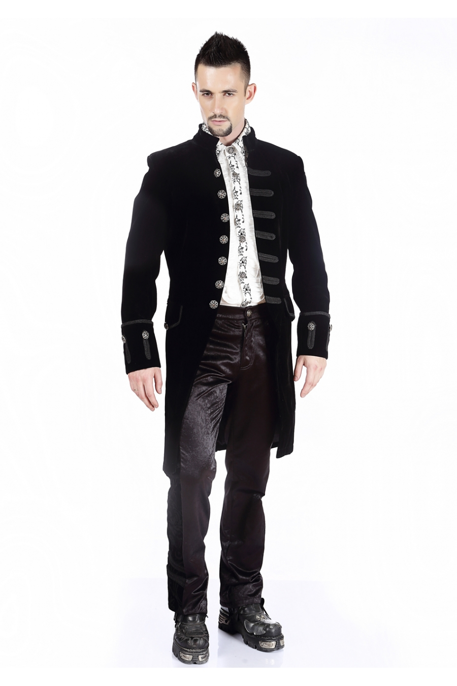 Comment créer sa tenue Steampunk (Spécial Hommes)   French Steampunk ... c4c6dbe167d